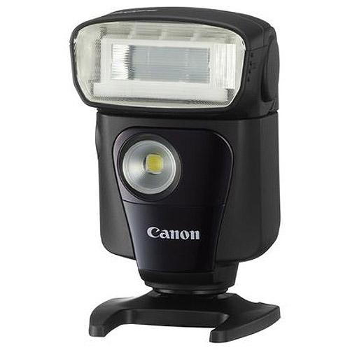 Canon Speedlite 320EX with LED Light Source