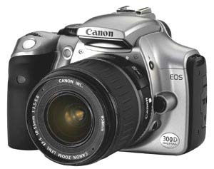 Canon EOS 300D (Body Only)