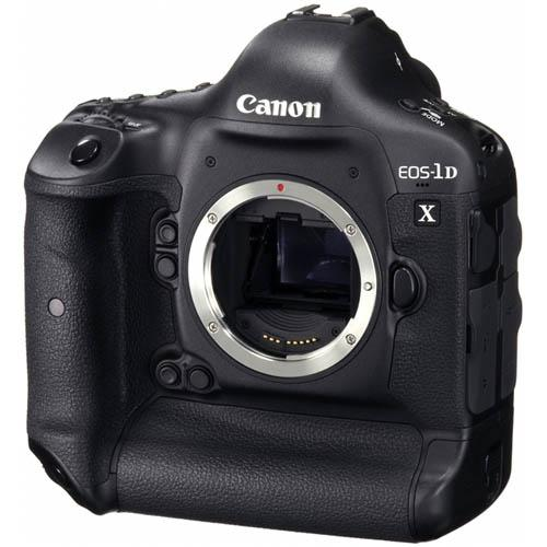 Canon EOS-1D X DSLR Camera Body Only