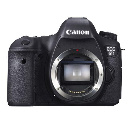 Canon EOS 6D Digital SLR Camera Body Only