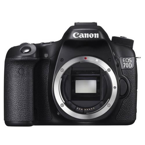 Canon EOS 70D Digital SLR Body