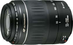 Canon EF 55-200mm F4.5/5.6 II USM