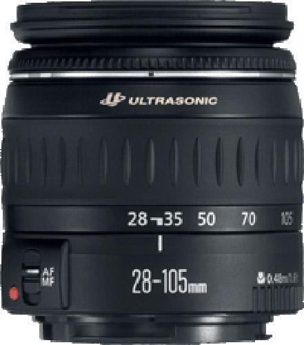 Canon EF 28-105mm f/4-5.6 USM Lens