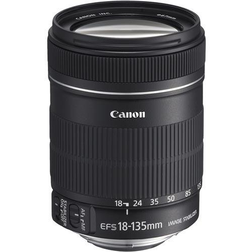 Canon EF-S 18-135mm f3.5-5.6 IS Lens