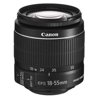 Canon EF-S 18-55mm f3.5-5.6 IS II Lenses