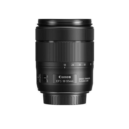 Canon EF-S 18-135mm f/3.5-5.6 IS USM Lens