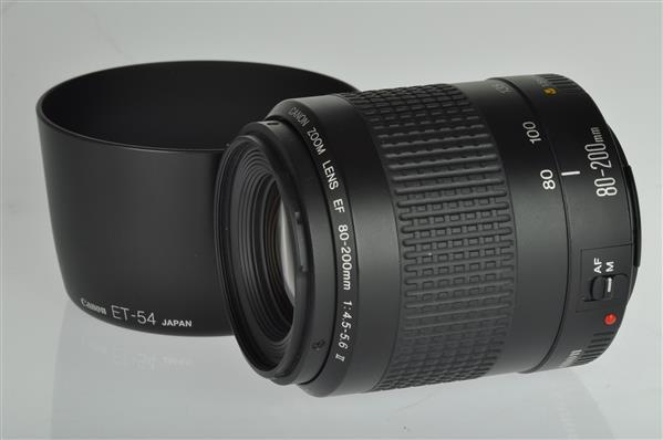 Canon EF 80-200mm f/4.5-5.6 (I II & USM)