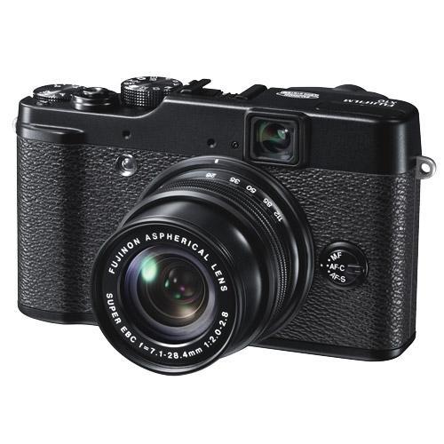 Fujifilm X10 Digital Compact Camera