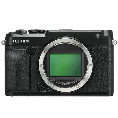 Fujifilm GFX 50R Mirrorless Medium Format Camera Body