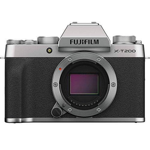 Fujifilm X-T200 Mirrorless Camera Body