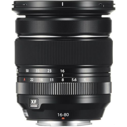 Fujifilm  XF 16-80mm f/4 R OIS WR Lens