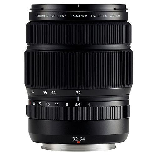Fujifilm GF32-64mm f/4.0 R LM WR Lens
