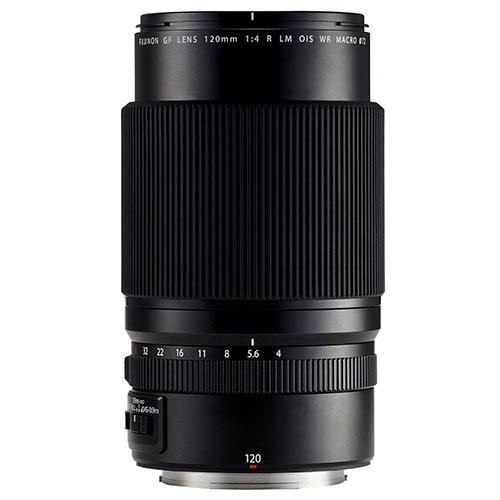 Fujifilm GF120mm f/4.0 Macro R LM OIS WR Lens