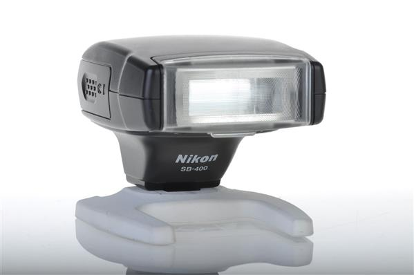 Nikon SB-400 Speedlight Flashgun