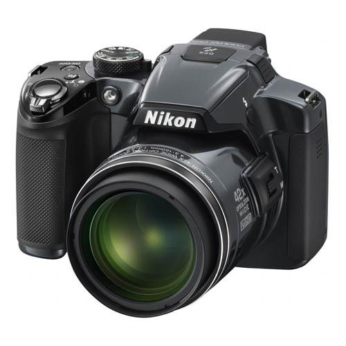 Nikon Coolpix P510 Digital Bridge Camera in Graphite