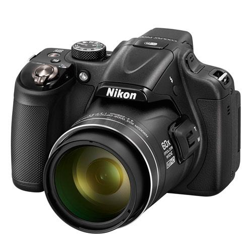 Nikon Coolpix P600 Digital Camera