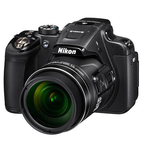 Nikon Coolpix P610 Digital Camera in Black