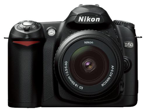 Nikon D50 (Body Only)