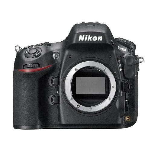 Nikon D800 Digital SLR Body
