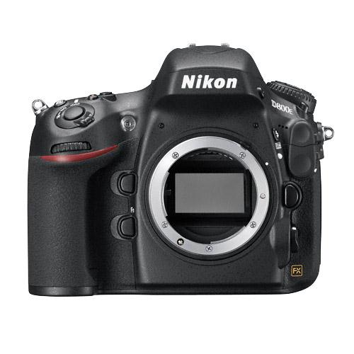Nikon D800E Digital SLR Camera Body Only