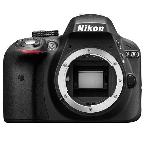 Nikon D3300 Digital SLR Body