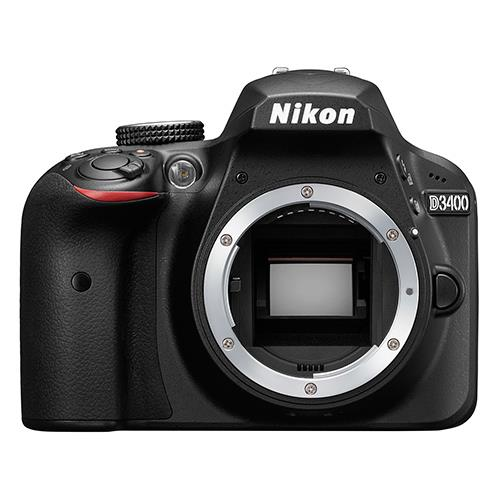 Nikon D3400 Digital SLR Body