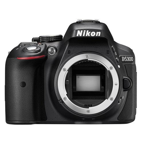Nikon D5300 Digital SLR Body