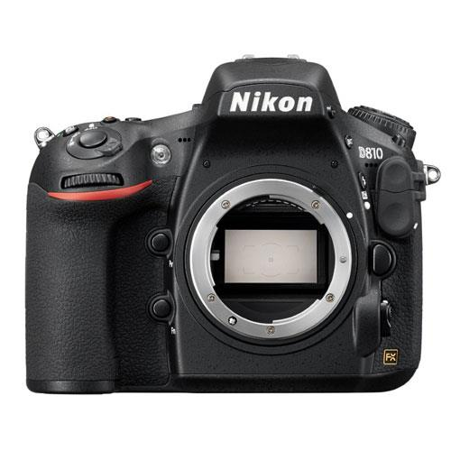 Nikon D810 Digital SLR Body (EX DISPLAY)