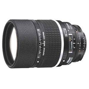 Nikon 135mm f/2 AF DC