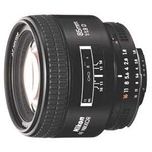 Nikon AF 85mm f/1.8D