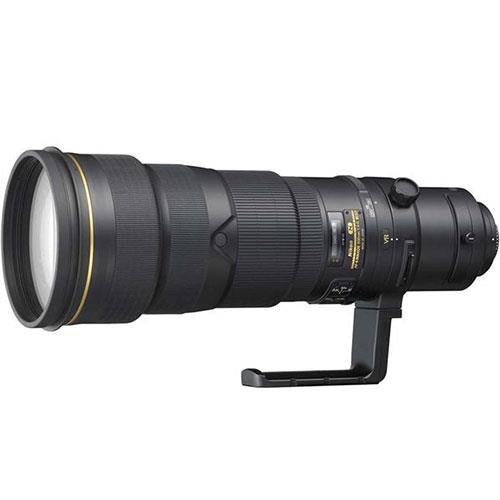 Nikon AF-S NIKKOR 500mm f/4G ED VR Lens