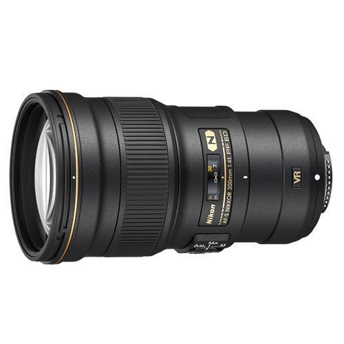 Nikon AF-S 300mm f/4E PF ED VR NIKKOR Lens