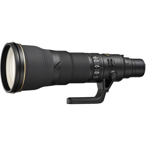 Nikon AF-S 800mm f/5.6E FL ED VR Lens