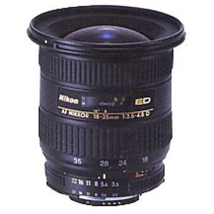 Nikon AF 18-35mm f/3.5-4.5D IF-ED