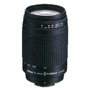 Nikon 70-300mm f4-5.6 G (Black)