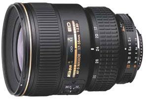 Nikon 17-35mm AF-S f/2.8 D Lens