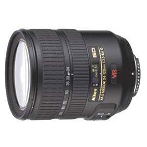 Nikon 24-120mm AF-S f/3.5-5.6 G IF ED VR