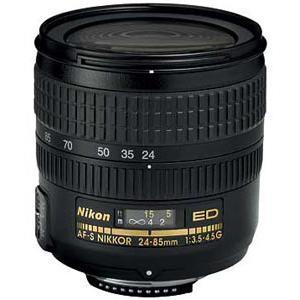 Nikon AF-S 24-85mm f/3.5-4.5G