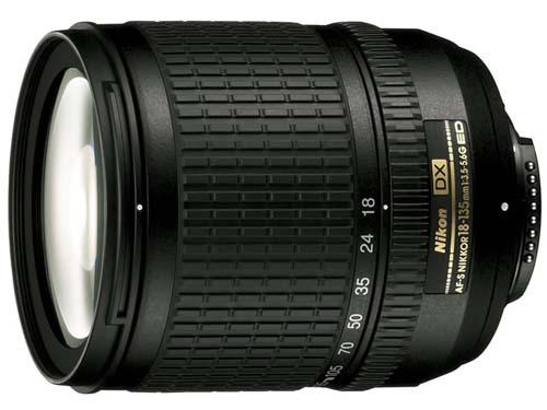 Nikon AF-S 18-135mm f/3.5-5.6G IF ED