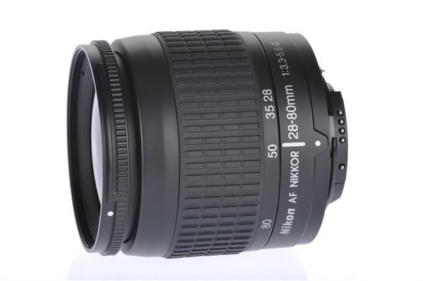 Nikon AF 28-80mm f/3.3-5.6G
