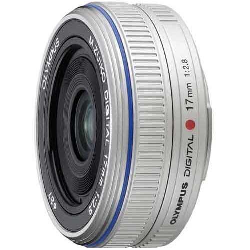 Olympus PEN 17mm f/2.8 Pancake Lens