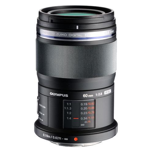 Olympus M.ZUIKO 60mm f/2.8 Macro Lens