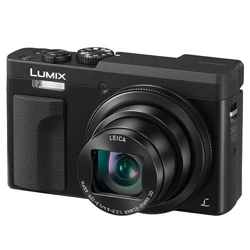 Panasonic Lumix DC-TZ90 Camera in Black
