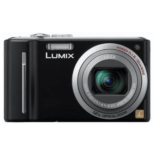 Panasonic LUMIX DMC-TZ8 Digital Camera