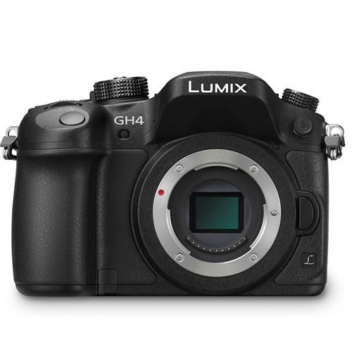 Panasonic LUMIX DMC-GH4 Compact System Camera Body
