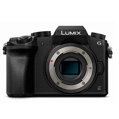 Panasonic LUMIX DMC-G7 Compact System Camera Body