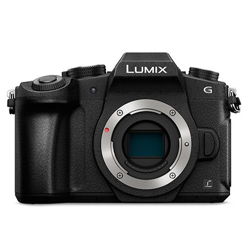 Panasonic Lumix DMC-G80 Mirrorless Camera Body