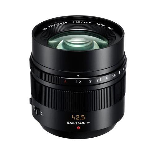 Panasonic Leica DG Notricon 42.5mm f/1.2 ASPH O.I.S Lens