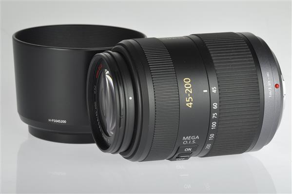 Panasonic 45-200mm f/4-5.6 ASP Mega OIS Lens