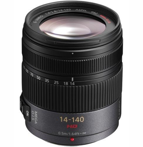Panasonic LUMIX 14-140mm f/4-5.8 ASPH MEGA OIS G VARIO HD